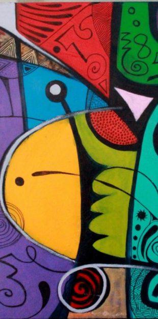 Peinture-marguerite-642x1024